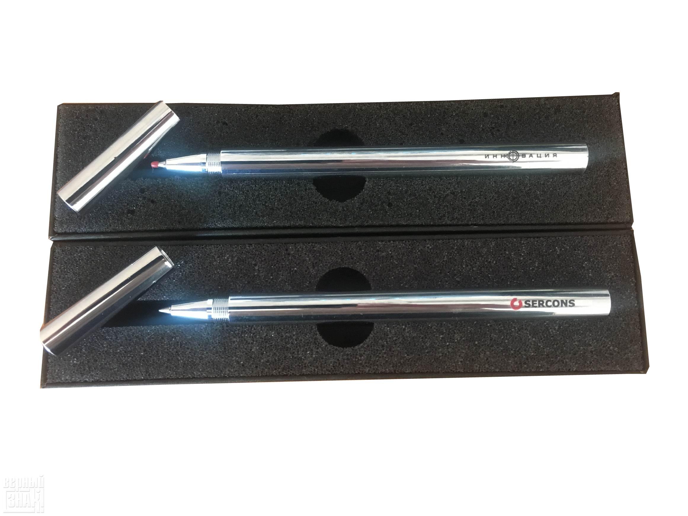УФ печать на металлических ручках