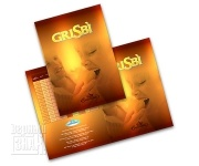 Буклет  А4 «Grisbi»