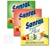 Магниты на холодильник «Santal Plus»