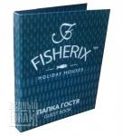 Папка с кольцевым механизмом Fisherix