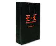 Изготовление бумажного пакета «Е+Е»
