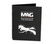 Папка с кольцевым механизмом «MAG»